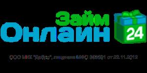 Займ онлайн 24 МФО логотип
