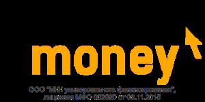 one click money логотип мфо