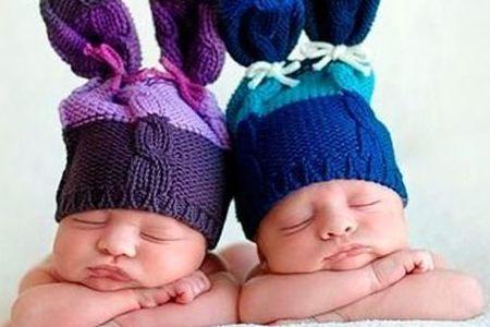 Чем отличаются близнецы от двойняшек фото