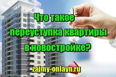 Миниатюра Что такое переуступка квартиры в новостройке
